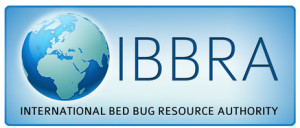 International Bed Bug Resource Authority badge proves we know how to get rid of bed bugs