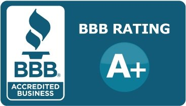 BBB Rating - A+ Accredited Business