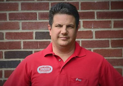 Greg Pettis - Owner of Dominion Pest Control & leader of the exterminato