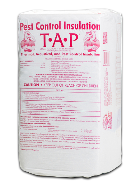 Tap Insulation package