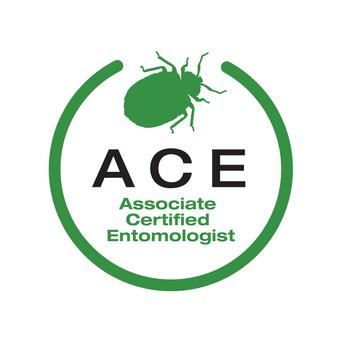associate certified entomologist logo